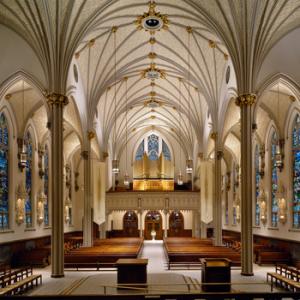 The Renovation of Assumption/St. Paul Church