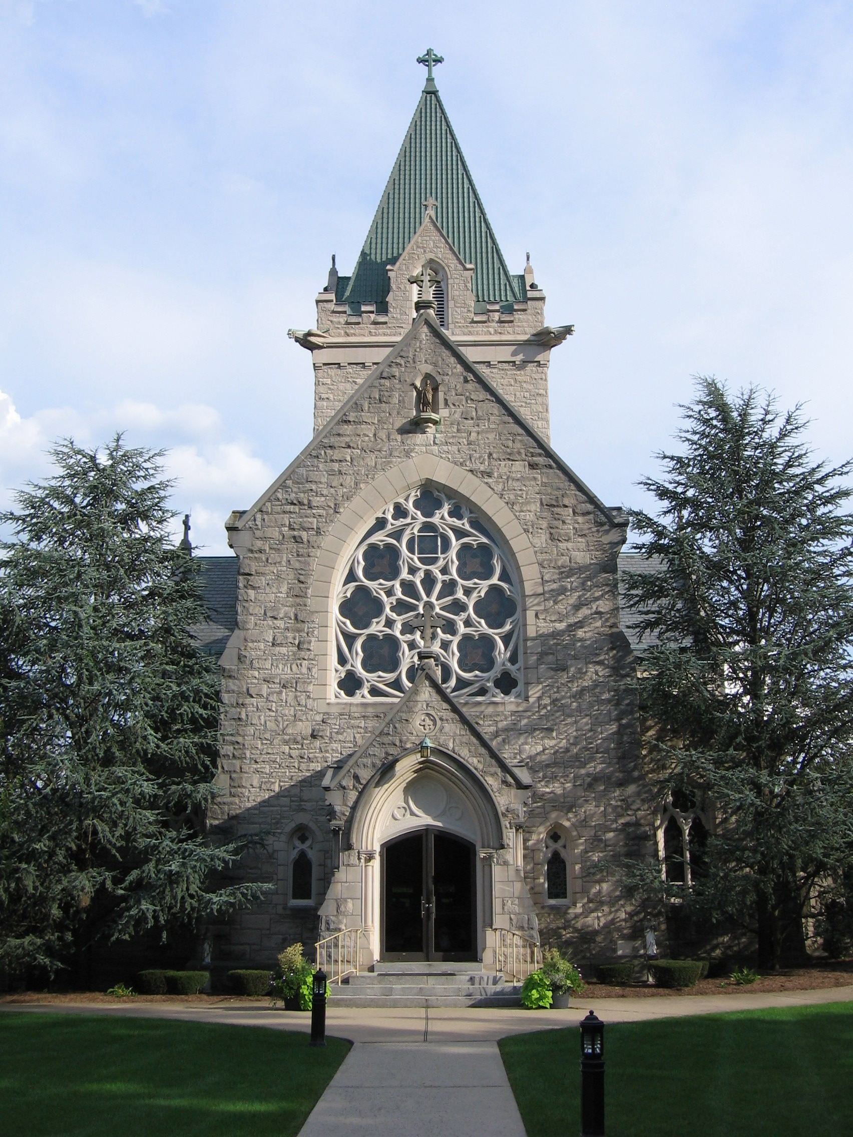 St. Vincent Martyr Church, Madison, NJ