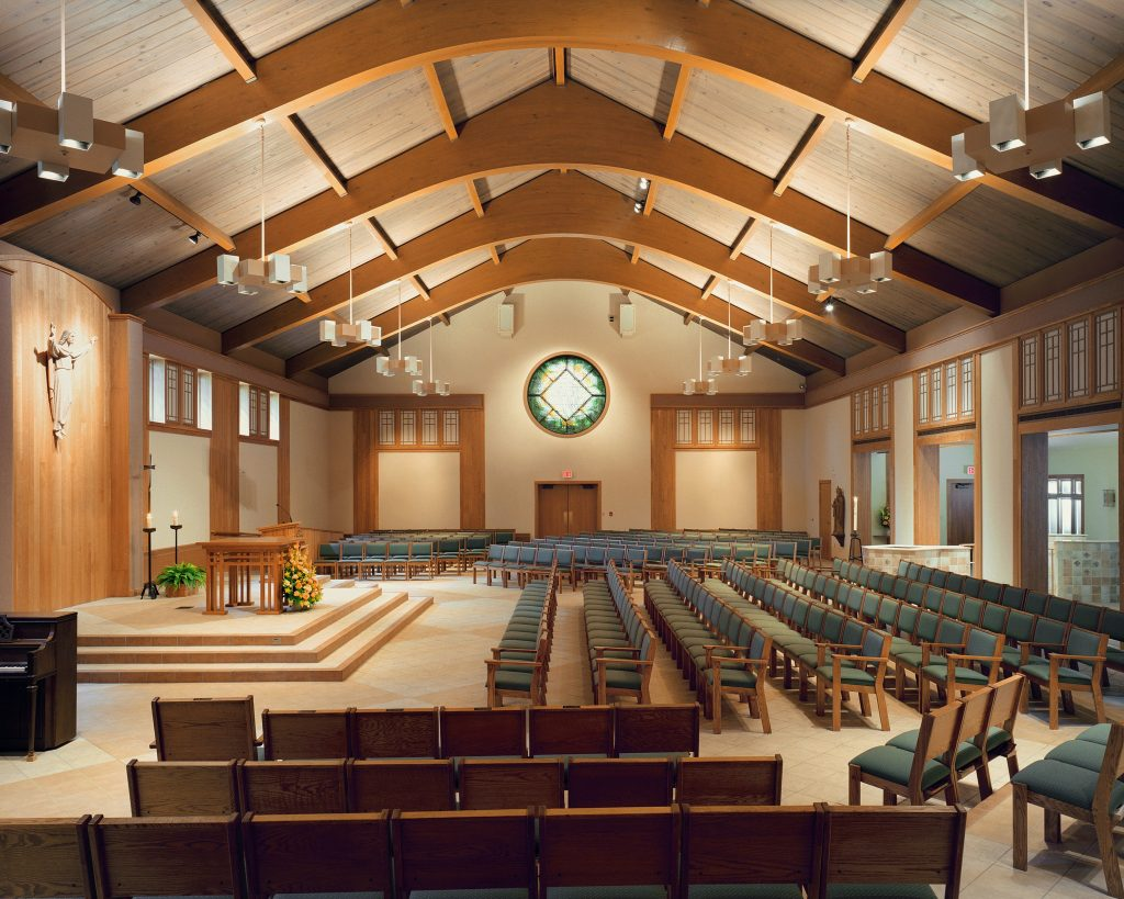 worship space renovation, james hundt, foresight architects