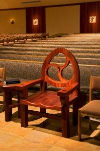 Corpus Christi Presiders Chair