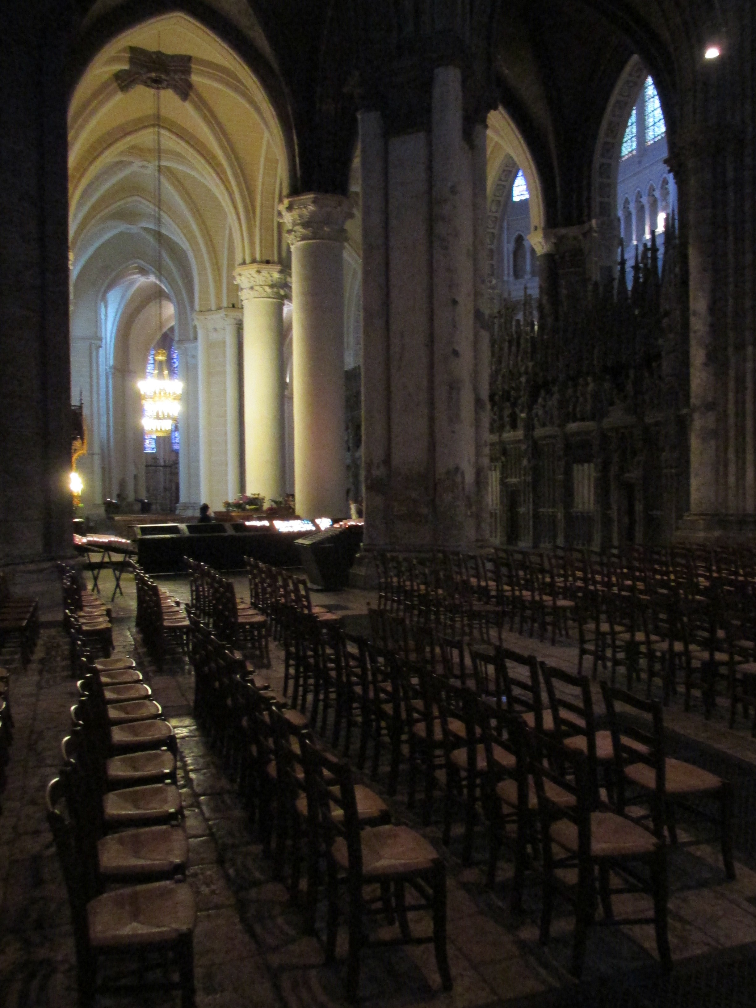 Chartres Cathedral Chartres France Foresight