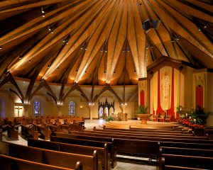 Beauty in Church Design