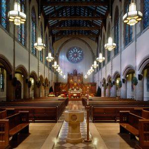 Saint James Church, Albany, NY