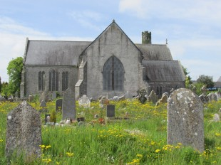 St. Colman's Cathedral, Cloyne, Co. Cork