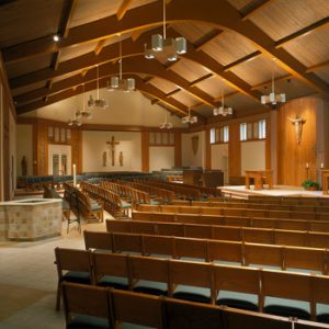 Vision Fulfilled - A Parish Journey of Worship Space Renewal