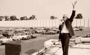 No more drive-in services at the Crystal Cathedral