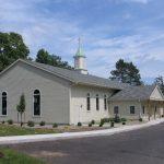 new church building, presbyterian