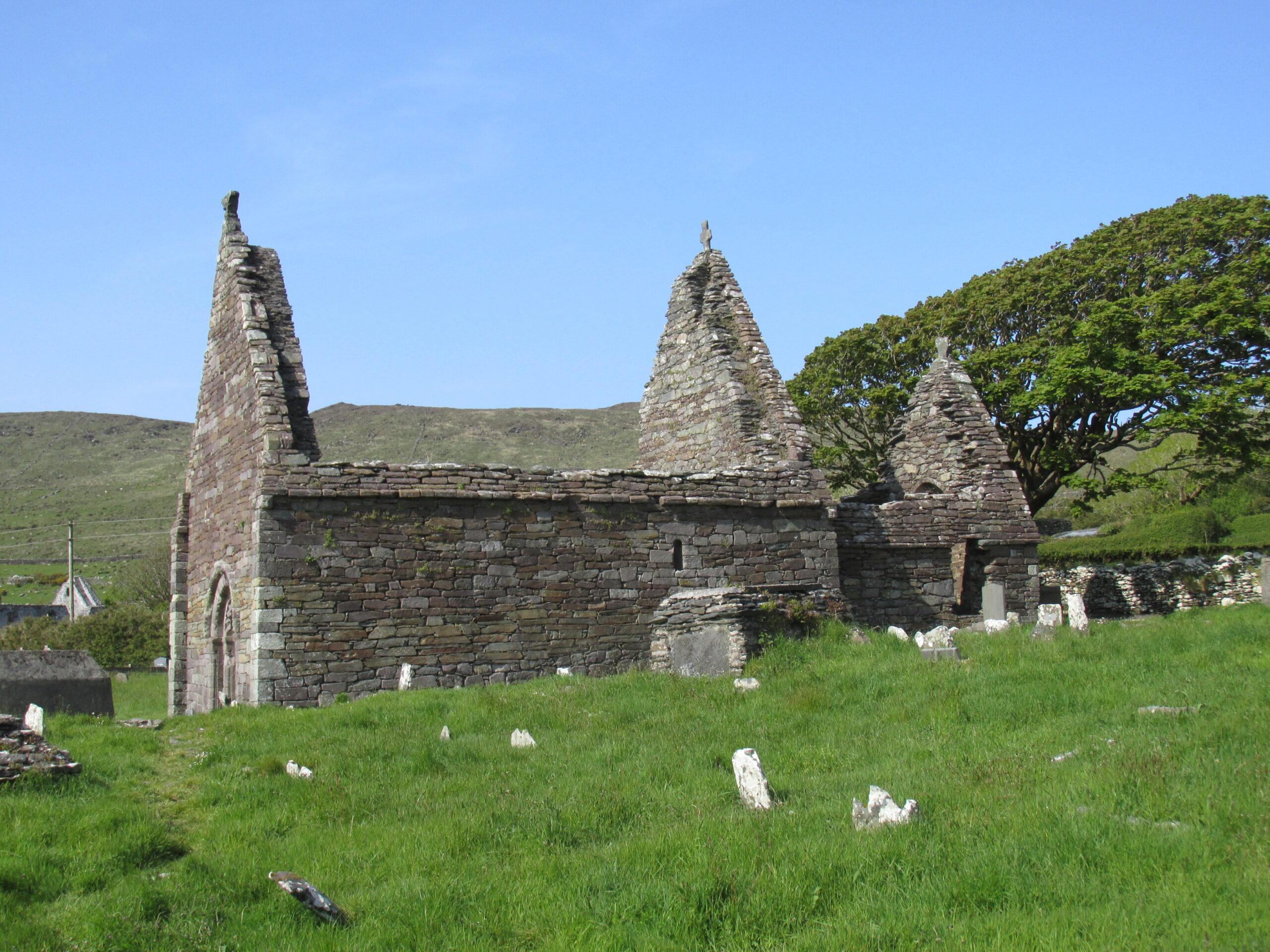 Kilmalkedar Church, Kerry