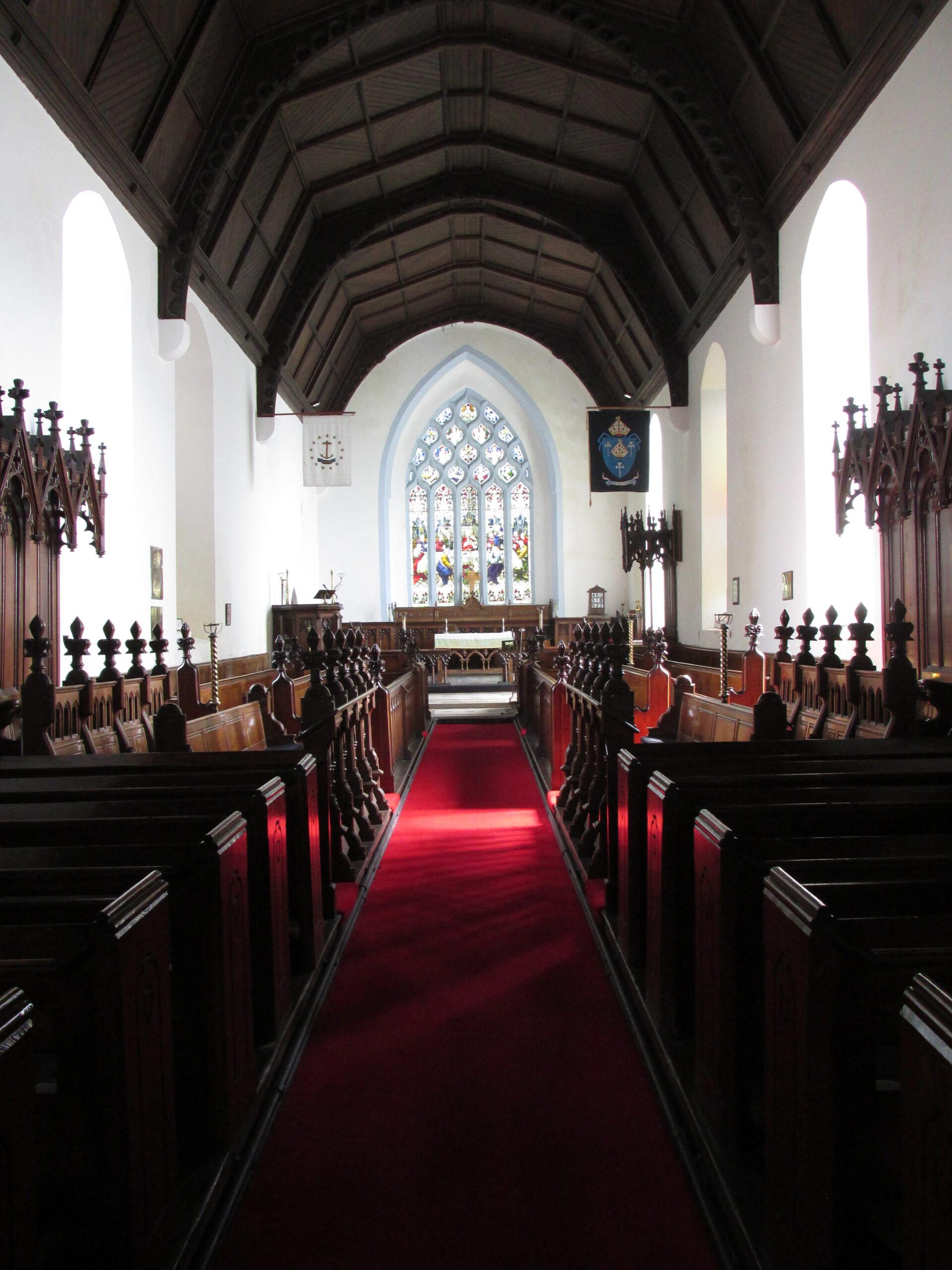 Choir of St. Colman's Cathedral, Cloyne